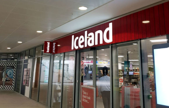 Iceland Store – Acton