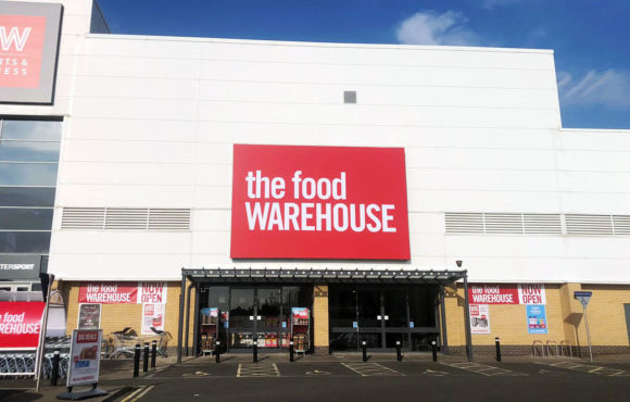 The Food Warehouse – Byker