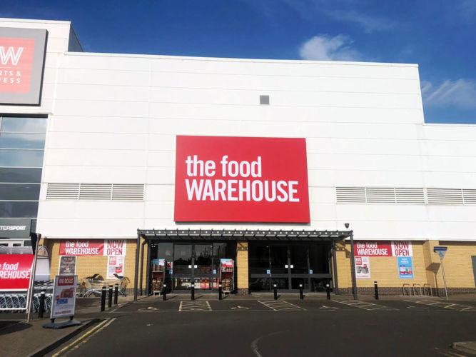 The Food Warehouse – Byker