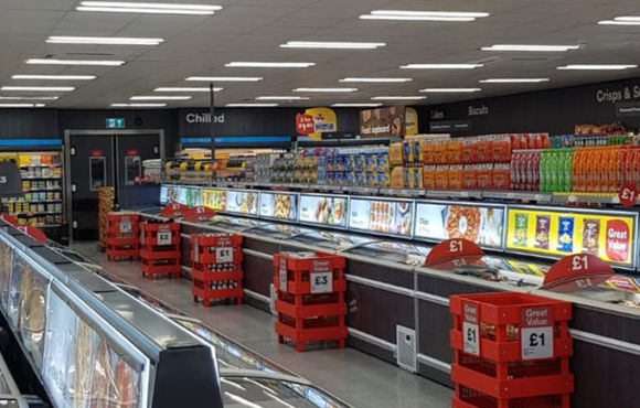 Coventry Iceland Refit