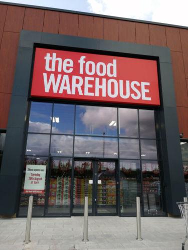 Cumbernauld Food Warehouse