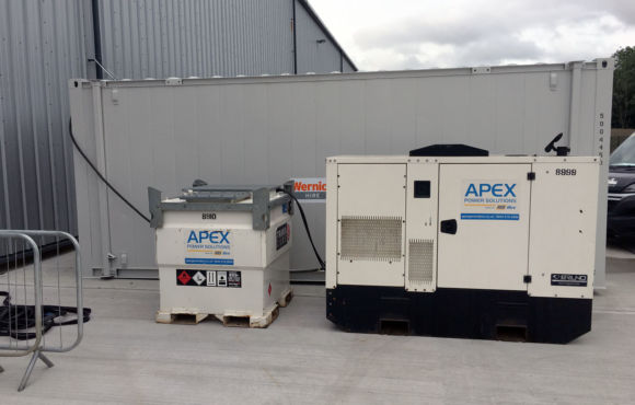 Cumbernauld Generator – Emergency Power