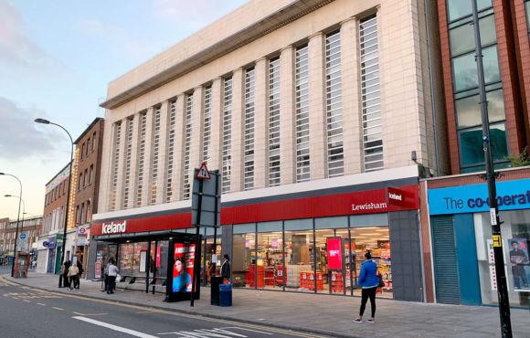 Iceland Store – Lewisham