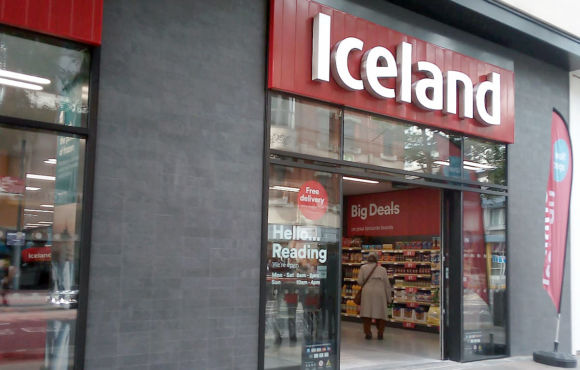 Iceland Store – Reading
