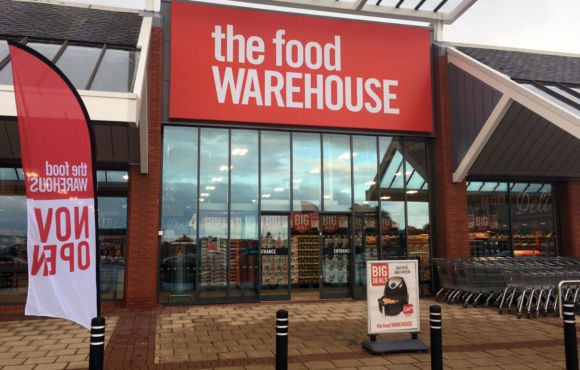 The Food Warehouse – Ayr