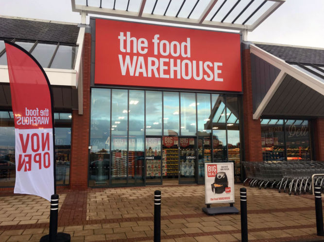 The Food Warehouse – Ayr