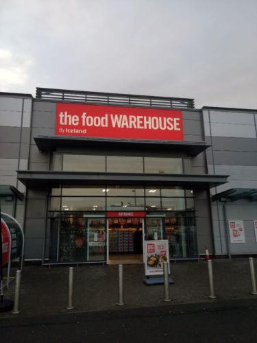 The Food Warehouse – Newtownabbey